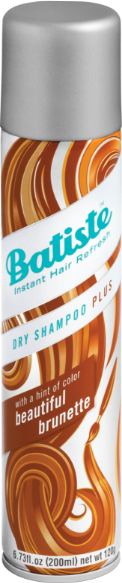 Batiste BEAUTIFUL BRUNETTE Dry Shampoo